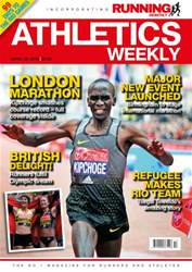 Athletics Weekly issue 28/04/2016