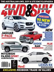 Australian 4WD and SUV Buyers Guide issue April Issue#27 2016