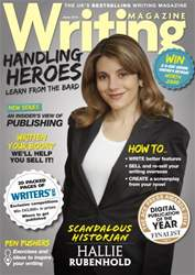 Writing Magazine issue June 2016