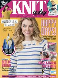 Knit Today issue June 2016