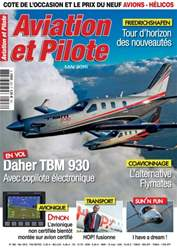 Aviation et Pilote issue May 2016
