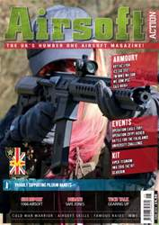 Airsoft Action issue June 2016