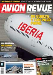 Avion Revue Internacional España issue Número 407