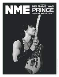 NME issue 29th April 2016
