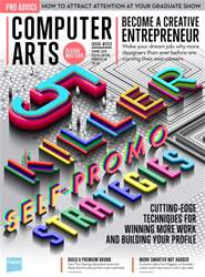 Computer Arts issue Spring 2016