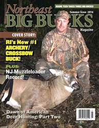 Northeast Big Bucks issue Summer 2016