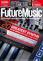 Future Music issue June 2016