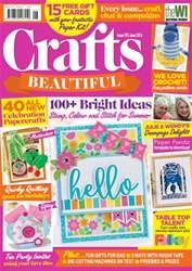 Crafts Beautiful issue Jun-16