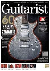 Guitarist issue June 2016