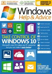 Windows Help & Advice issue June 2016