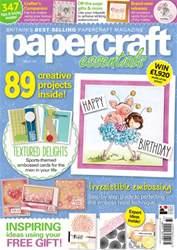 Papercraft Essentials issue 133