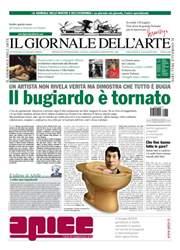 Il Giornale Dell'Arte issue maggio 2016