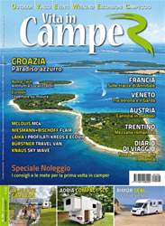 VITA IN CAMPER issue Maggio-Giugno 2016 n.104