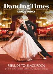 Dance Today issue May 2016