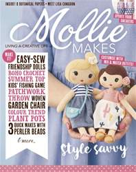 Mollie Makes issue Issue 66