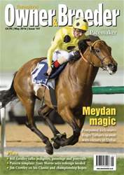 Thoroughbred Owner and Breeder issue May 2016 - Issue 141