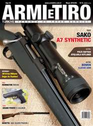Armi e Tiro Turkiye issue Armi E Tiro Mayıs 2016
