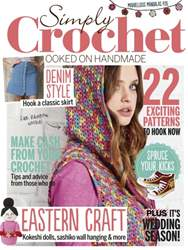 Simply Crochet issue Issue 44