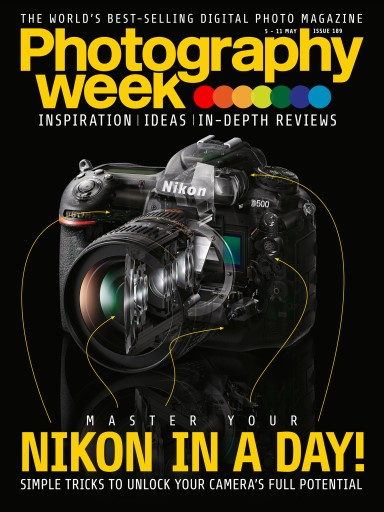 Photography Week issue Issue 189
