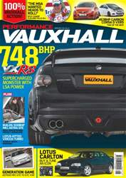 Performance Vauxhall issue No. 181 748 BHP VX R8