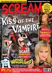 Scream Magazine issue Issue 36