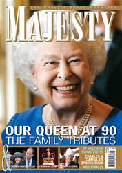 Majesty Magazine issue May 2016