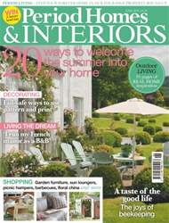 British Period Homes issue No. 72 20 Ways To Welcome The Summer Into Your Home