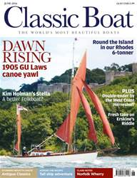 Classic Boat issue June 2016