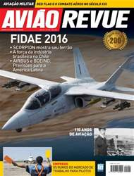 Aviao Revue issue Número 200