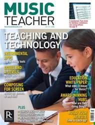 Music Teacher issue May 2016