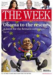 The Week issue 30th April 2016