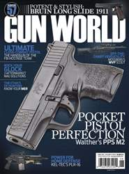 Gun World issue June 2016