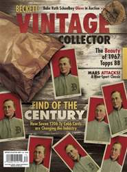 Vintage Collector issue June 2016