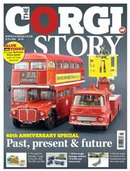 Diecast Collector issue The Corgi Story