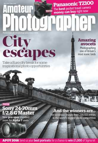 Amateur Photographer issue 7th May 2016