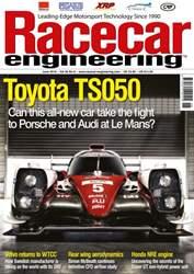 Racecar Engineering issue June 2016