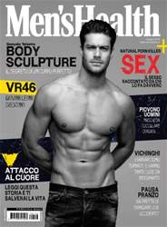 Men's Health Italia issue Men's Health 5 2016