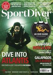 Sport Diver issue June 2016