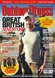 Outdoor Fitness issue No. 55 Great British Adventure