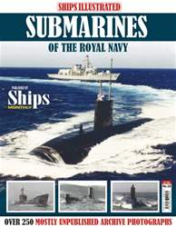 Ships Illustrated issue Submarines