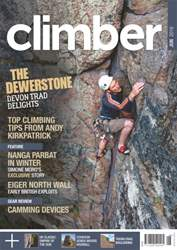 Climber issue June 2016