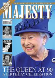 Majesty Magazine issue April 2016