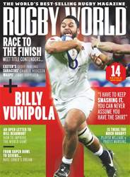 Rugby World issue June 2016