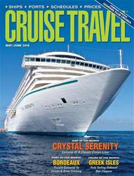 Cruise Travel issue May/June 2016