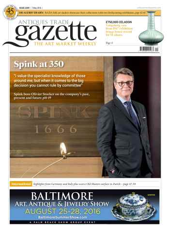 Antiques Trade Gazette Preview 1