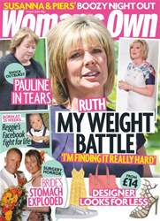 Womans Own issue 9th May 2016