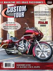 Custom Tour issue Été 2016