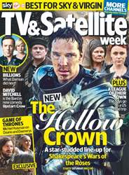 TV & Satellite Week issue 7th May 2016
