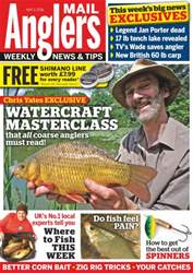 Anglers Mail issue 3rd May 2016