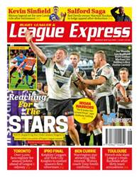 League Express issue 3017